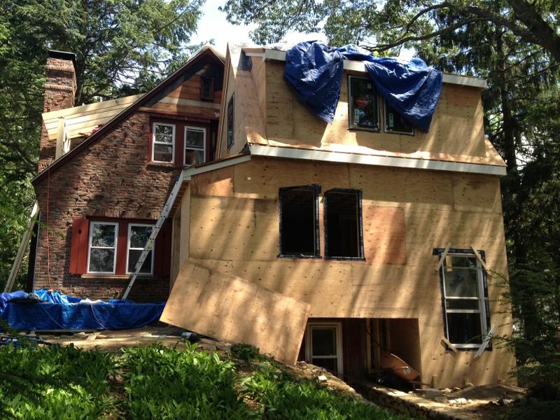 Amorton design cotswold cottage dormers and windows for Cotswold cottage house plans