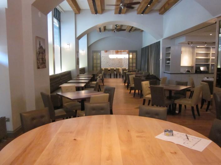 Kitchen New Restaurant Bunker Hill