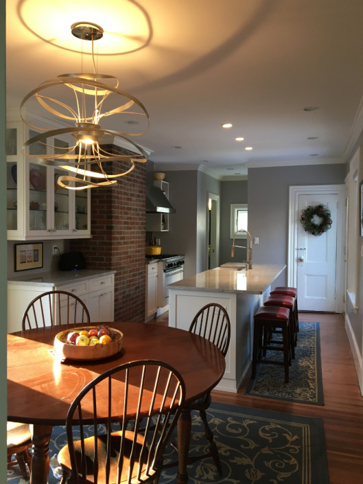 aMorton Design | Cambridge Kitchen