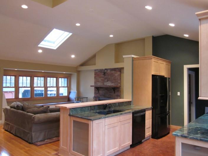 suburb living room